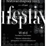 festival:display 2013. 11-16 juni