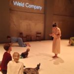 17 dec. Bokrelease + julfest med Weld Company