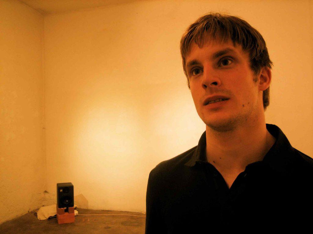 marcus doverud under projektet sonic utterances