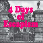 4 Days of Escapism – Konsthögskolan@Weld 14-17 maj