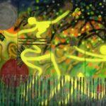 Oct 24+25. Efva Lilja in dance, images and words