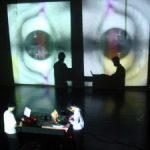 Live audiovisuell konsert+samtal, 30/1+1/2-2008