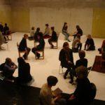 Audition för Audition 8 mars.