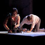 Palimpsest-Daniel Skoglund (SE) och Kathy Hinde (GB) 11+13/11